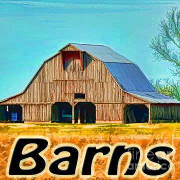 BARNS & SILOS - The Vanishing American Icon Collection