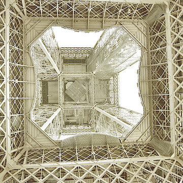 EIFFEL TOWER Lattice Collection