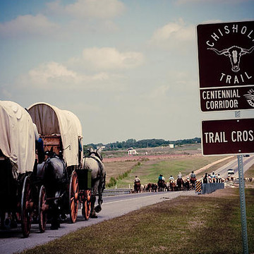 Riding the Chisholm Trail Once in a Lifetime Collection