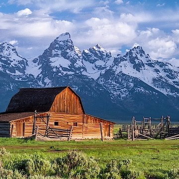 The Tetons Collection
