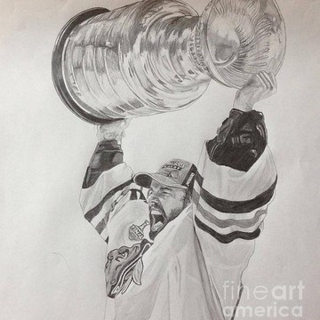 All Hockey Art Collection