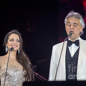 Andrea Bocelli in Concert Collection