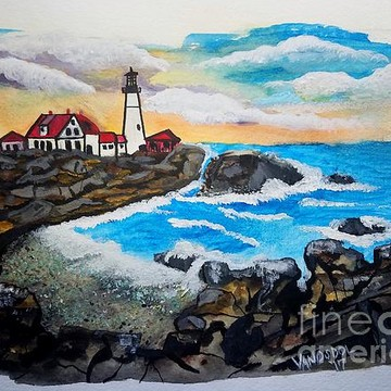 ART - Lighthouses Collection