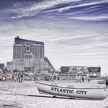 Atlantic City Collection