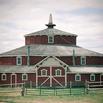 Barns of Rural Montana Collection