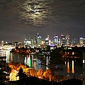 Brisbane Australia city scapes and river ways Collection
