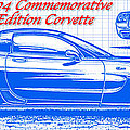 C5 Corvette Blueprint Series Collection