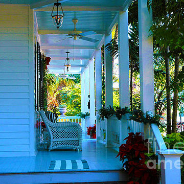 Doors-Gates-Porches-Benches Collection
