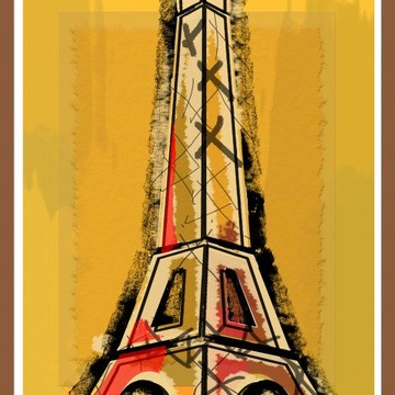 Eiffel Tower Series Collection