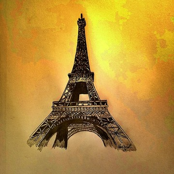 Famous Landmarks & Structures Collection