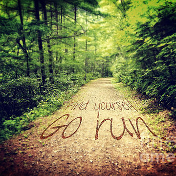 Find Yourself Go Run Collection