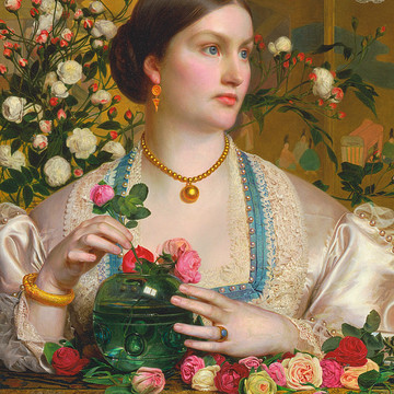 Frederick Sandys Collection