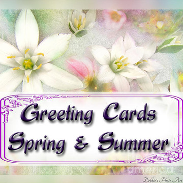 GREETING CARDS - Spring and summer Collection