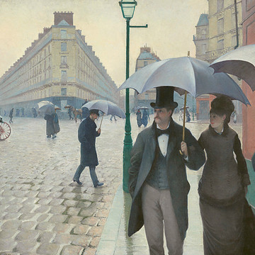 Gustave Caillebotte Collection