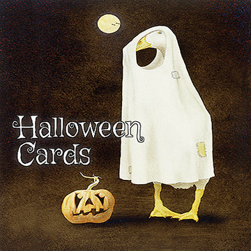 Halloween Cards Collection