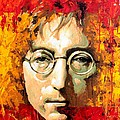 John Lennon- a man of Peace  and the World Collection