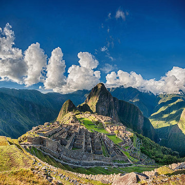 Machu Picchu Collection