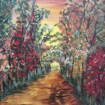 Nature - Contemporary Paintings on Canvas Collection