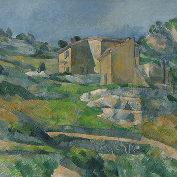 Paul Cezanne Collection