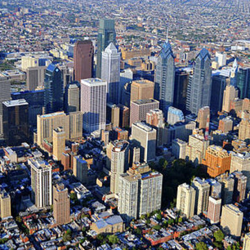 Philadelphia Aerial Photographs Collection