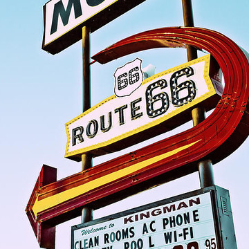 Route 66 and Roadside Americana Collection