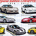 Special Edition Corvettes Collection