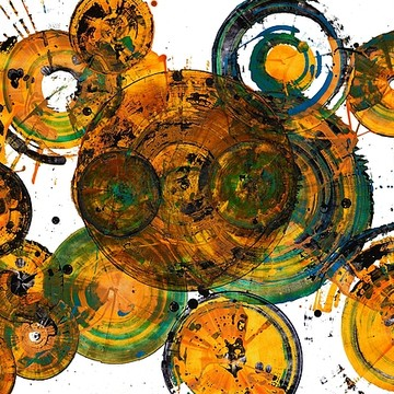 Spherical Paintings Collection