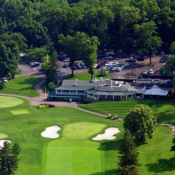 Sunnybrook Golf Club Aerials by Duncan Pearson Collection