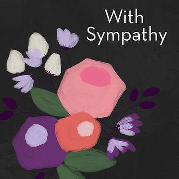 Sympathy Cards Collection