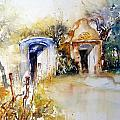Watercolors Landscapes Collection