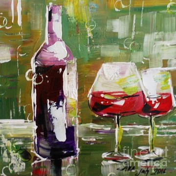 Wine Art Collection