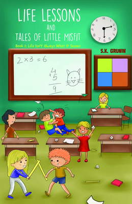 Life Lessons And Tales Of Little MisFit Published