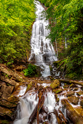 Photographer Wayne White Releases New Waterfall Image