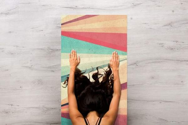Art Inspired Lifestyle - Yoga Mat Designs