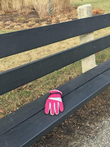 Unpaired Gloves