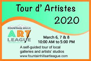 9th Annual Tour D'artistes Studio Tour And Sale