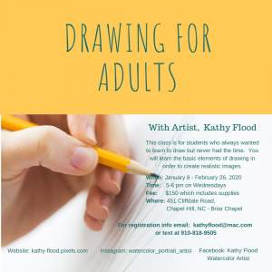 Drawing For Adults