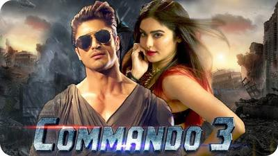 Putlockershd Commando 3 Movie 2020 Watch Online...