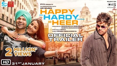 Putlockershd Happy Hardy And Heer Movie 2020...