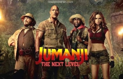 Putlockershd Jumanji The Next Level Movie 2020...