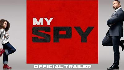 Putlockershd My Spy Movie 2020 Watch Online Full...
