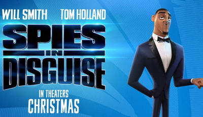 Putlockershd Spies In Disguise Movie 2020 Watch...