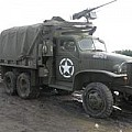 Military Vehicles and Re Enactment Group