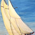 Schooner Paintings Only