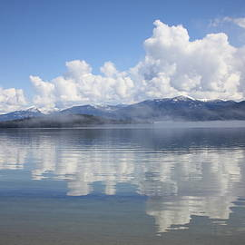 Carol Groenen - Cloud Reflection on Priest Lake