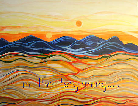 Kathy Peltomaa Lewis - In The Beginning
