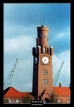 Alexander Drum - Art Work 148 Tower of Cuxhaven