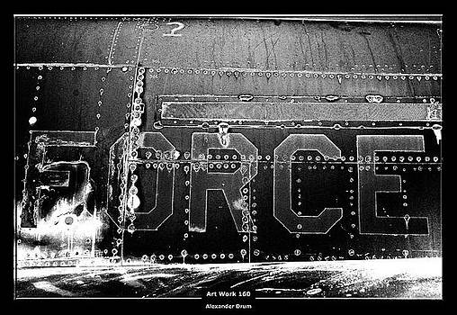 Alexander Drum - Art Work 160 Force