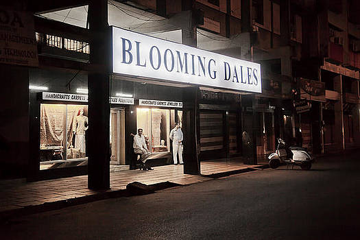 Kantilal Patel - Bloomingdales arrive in India