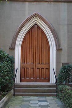 Jeffrey Randolph - Cathedral Door